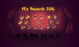 YEx Awards
