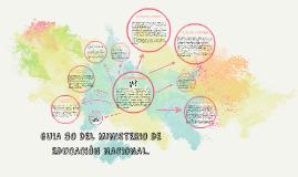 GUIA 30 DEL MINISTERIO DE EDUCACIÓN NACIONAL.