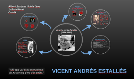 VICENT ANDRÉS ESTALLÉS