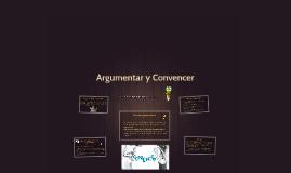 Argumentar y convercer