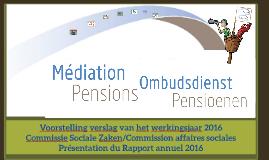 Voorstelling JV2016 Commissie