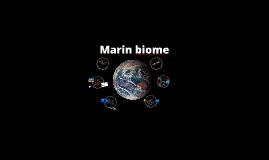 Marin biome