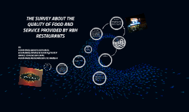 Copy of THE SURVEY ABOUT THE QUALITY OF FOOD AND SERVICE PROVIDED BY