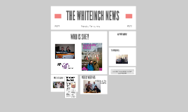 THE WHITEINCH NEWS