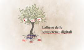 Copy of Albero delle competenze digitali