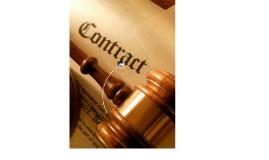 Contratos en el ámbito empresarial