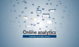 Online anlytics