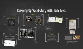 Tech up Vocab
