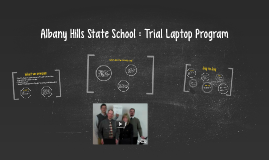 Albany Hills State School : Trial Laptop program