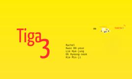 Tiga 3 # Team project