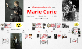 Marie Curie - cientista, mulher e mito