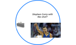 Stephen Curry with the shot?