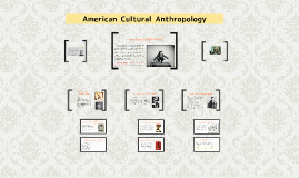 American Cultural Anthropology U20133