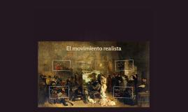 El movimiento realista
