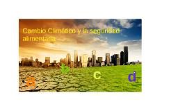 Copy of Cambio Climatico