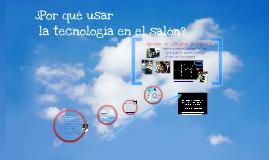 Tecnología y habilidades del siglo XXI