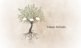 Taboo: Periods