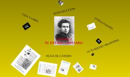 Copy of Copy of Gramsci: El Estado ampliado