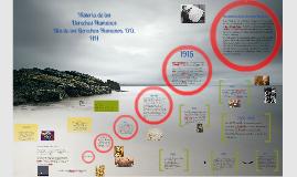 Copy of Historia de los Derechos Humanos