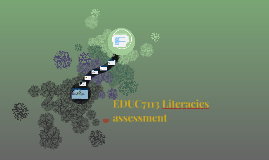 EDUC7113 Literacies assessment
