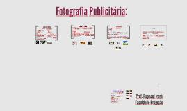 Copy of Fotografia Publicitária: etapas