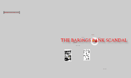 Copy of THE BARINGS BANK SCANDAL