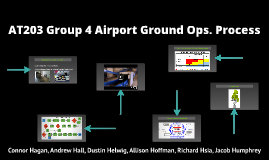 AT203 Group 4 Airport Ground Ops. ProcessConnor Hagan, Andre