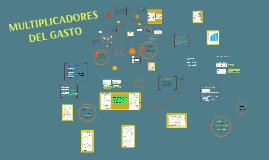 MULTIPLICADORES DEL GASTO