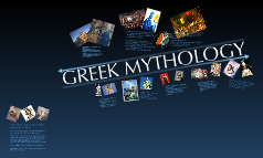 Copy of Greek Mythology 2