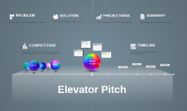Copy of Elevator Pitch