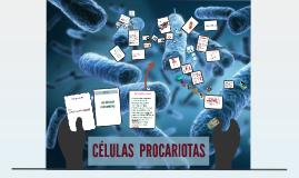 Copy of Células procariotas
