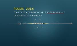 FOCOS 2014
