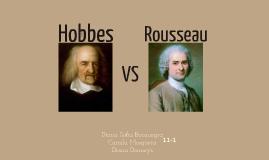 Hobbes y Rousseau