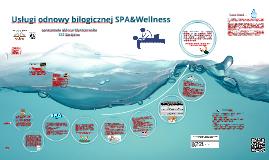 Usługi odnowy biologicznej SPA&Wellness