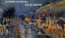 A cidade e as Serras, Eça de Queirós.