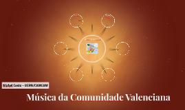 Música da Comunidade Valenciana