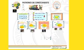 PATRONES DE CONOCIMIENTO