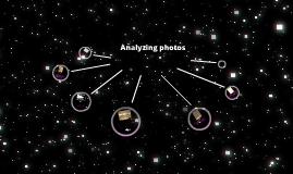 Analysing photos