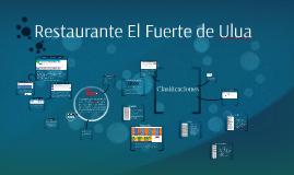 Restaurante El Fuerte de Ulua