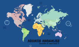 Aquatic Anomalies