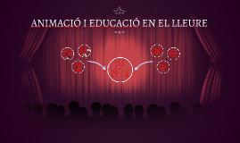 ANIMACIÓ I EDUCACIÓ EN EL LLEURE