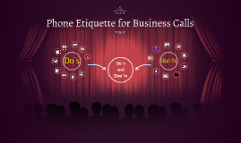 Phone Etiquette for Business Calls