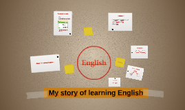 My story of learning English