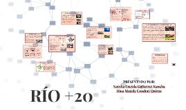 RÍO +20