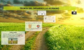 Copy of TEORÍA DEL DESARROLLO HUMANO