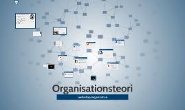 Ledarskap/organisation
