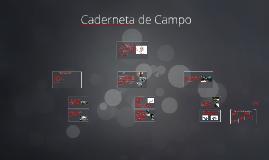 Copy of Caderneta de Campo
