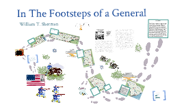 Copy of In the Foot Steps of a General