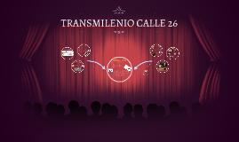 TRANSMILENIO CALLE 26