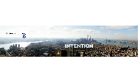 Design Hit: Intention